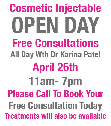 Cosmetic Injectables Open Day